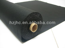 black non-woven waterproof landscape fabric
