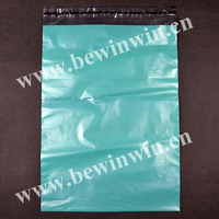 Wholesale LDPE poly bag plastic shopping bags for mail packing poly mailer
