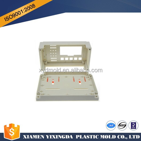 China customized durable plastic enclosure for electronic