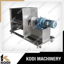 WLDH Model Horizontal Stainless Steel Double Ribbon Blender
