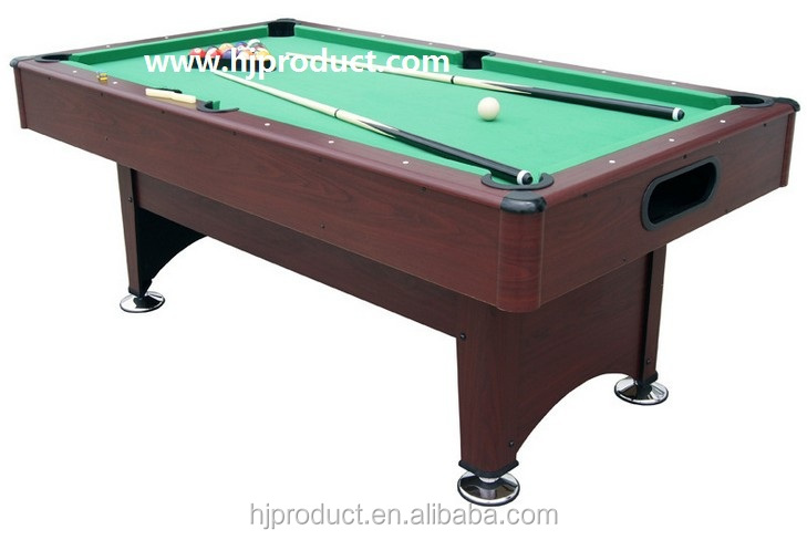Economic Factory price High quality Snooker table game billiard pool table/ Snooker pool table manufacture