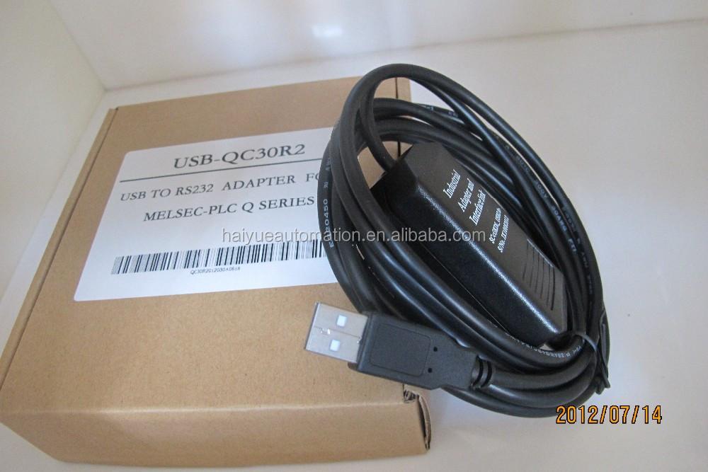 plc programming cable USB-QC30R2