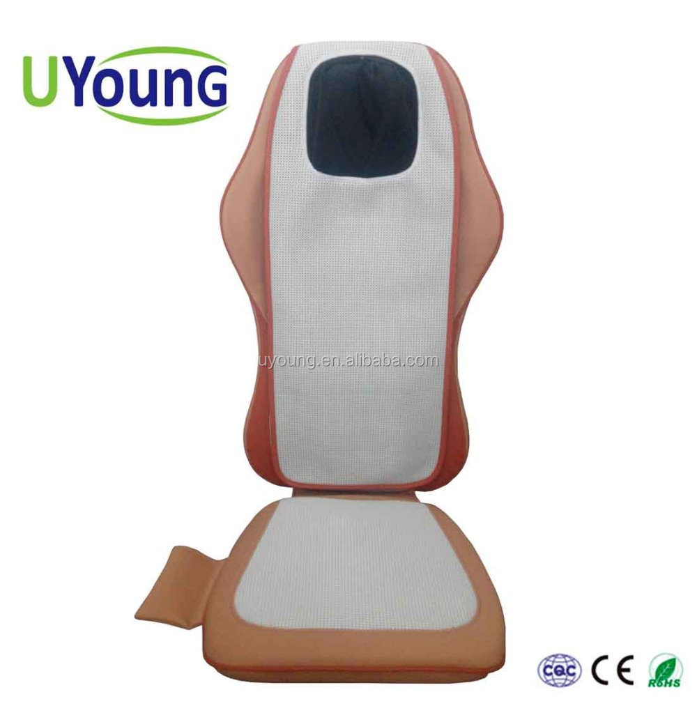 Latest Design 3D Back Massager Waving and Kneading Massager