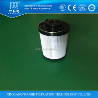 Hot sale high pressure HYDAC oil filter element 0160R010BN3HC