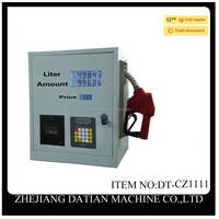 petrol pump high accuracy mobile fuel dispenser