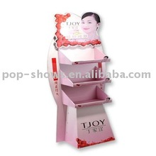 China Supplier Wholesale Soap Counter Display, Cardboard Soap Display Racks For Retail