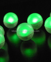 Outdoor Wonderful New Hot Sale 2x CR1220-3V batteries Led Berries Waterproof Fairy Pearls
