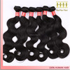 New arrival 6A virgin brazilian human hair china's supplier angels hair weaves