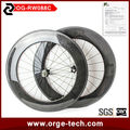 The ORGE China Manufacturer 88 Clincher Road Bike Carbon Disc Wheel Clincher OG-RW088C.