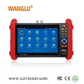 New design 1280x800 resoluction ip camera tester with 7 inch ips touch screen