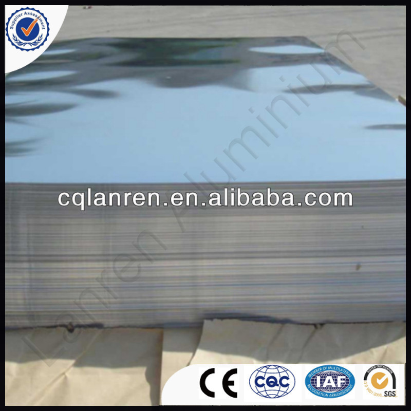 Aluminium sheet 7075 T6 for Aerospace structures