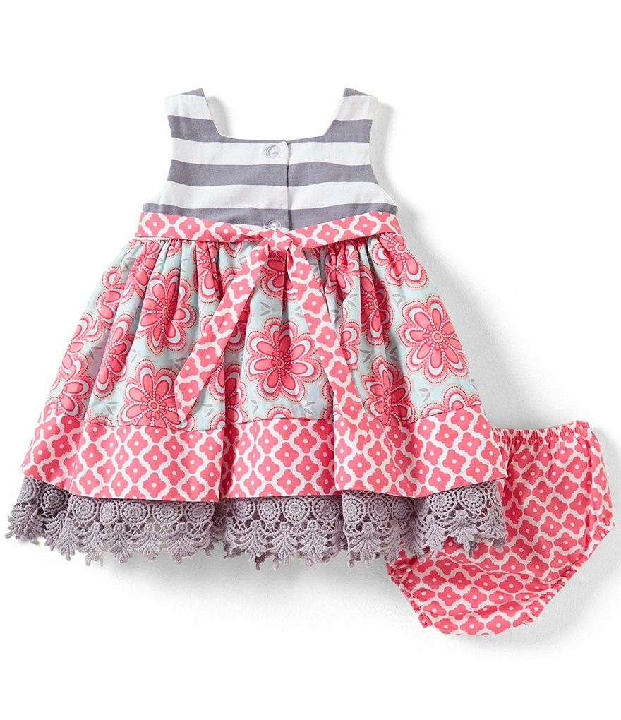 New arrival floral Spainish baby clothing Turkey wholesale children clothes of baby vintage romper two piece