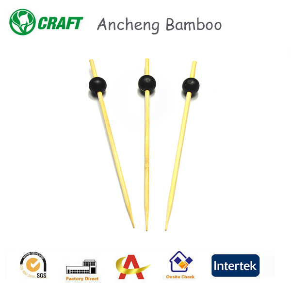 China first-class reasonable price cleaned well bamboo BBQ pick