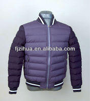 Hot sale Thick down jackets for men garments