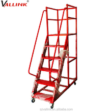 Experienced Factory Steel Portable Stairs