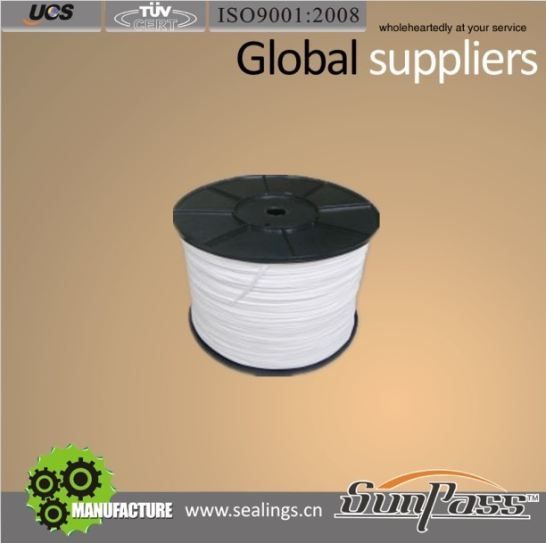 High Tensile Strength String Expanded PTFE Packing Knitted Yarn