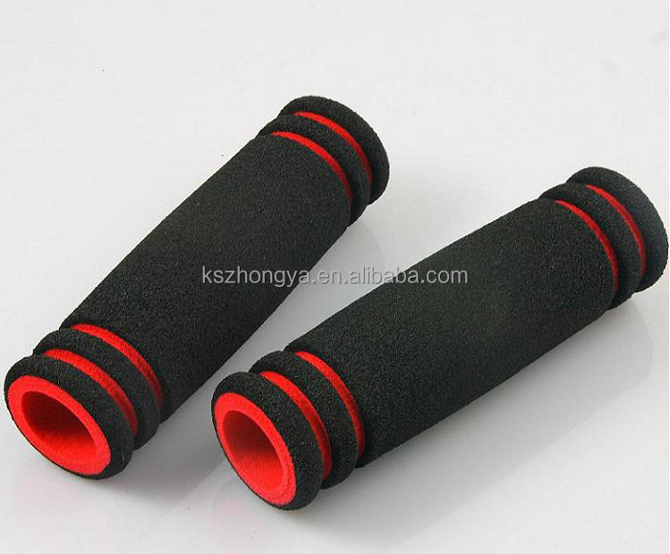 rubber foam handle grips