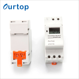 china time switches electric wholesale 🇨🇳 alibabaTimer Circuit Breaker Without Battery 24 Hour Digital Syn161h Timer #18
