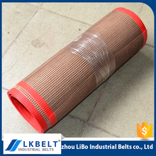 Different open mesh size PTFE Conveyor Belt