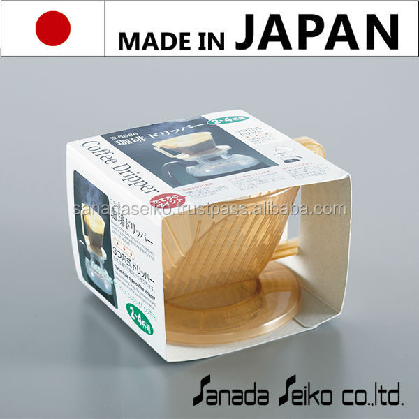 COFFEE DRIPPER | Sanada Seiko Plastic High Quality Made in japan | coffee table fish tank
