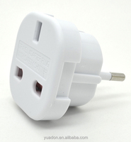Express Ali Portable Charger UK To Euro Plug Adapter