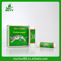 Hill Tiger nasal Inhaler/menthol inhalar/vapor inhaler/OEM