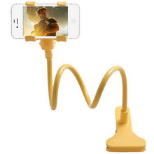 Mobile Phone Stand Holder Best Quality Double Holder Snake Stent Funny Cell phone holder for Desk with 12 Month Warranty