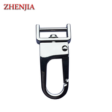 New design metal snap hook d ring snap hook with custom logo
