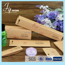 Professional guangzhou hotel amenities supplier for 5 star hotel