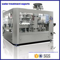 High speed water production line (2000BPH)