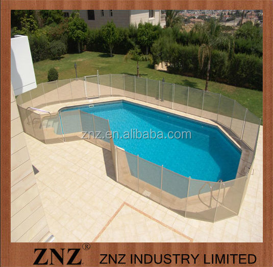 ZNZ removable chain link fence