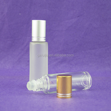High Quality Empty Glass Perfume Oil/Attar Bottles Roll On Glass Bottles With screw Cap