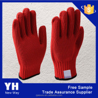 Amazing organic cotton gloves