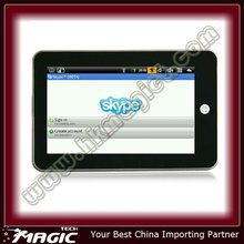 On sale 7 inch android 2.2 touch screen wintouch tablet pc