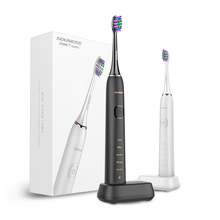 Waterproof Ultrathin Rechargeable Electric Toothbrush