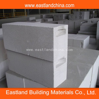 aac block cellular concrete block manufacture with Australian standard from China