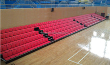 Best selling foldable tribune seatings ,popular plastic gym bleachers