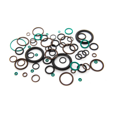 Clear silicone viton 3mm 5mm o-ring rubber
