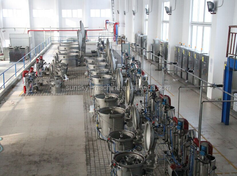 Dyeing machinery/loose wool fiber dyeing machine