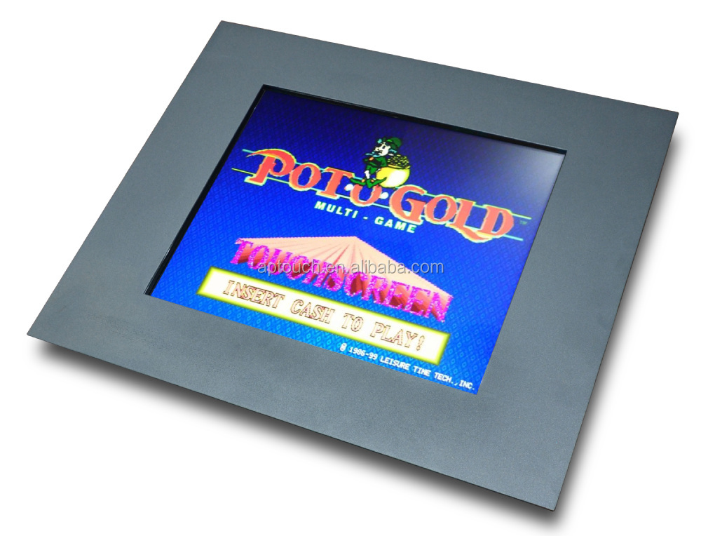 22inch 3M compatible with IR touch monitor use for Pot O Gold /WMS/IGT game