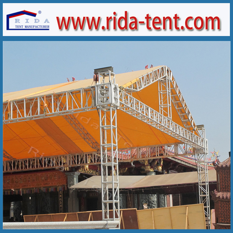 2015 year galvanized steel roof truss make in material