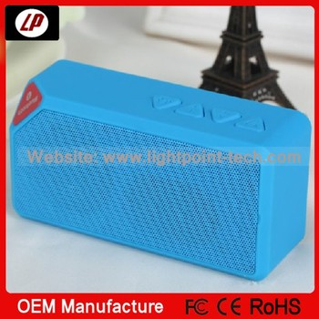 2014 hot sale speaker box, wireless speaker andbluetooth mini speaker nice shape!