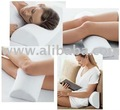 Memory Foam Pillow Cushion 'Half Moon' Shape