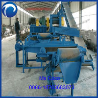 crusher plastic rubber powder manufacturer tire breaker for rubber powder machinery Tire grinder recyling produ0086-18703683073