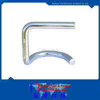 Galvanized Scaffolding Pig Tail Locking Pin For System Frames