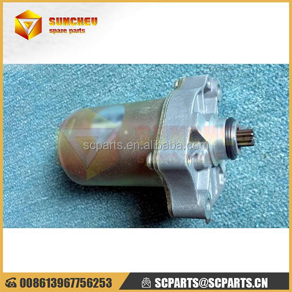 high performance atv parts mechanical 3tne84 starter motor