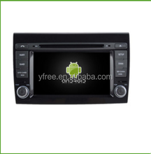 for fiat bravo 2 din 7 inch car dvd player android gps auto radio central multimedia double stereo audio touch screen navigation