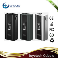CACUQ large Stock ready for Original Joyetech Cuboid 150W/Micro One Starter Kit