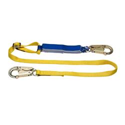 Double sided building safety belt