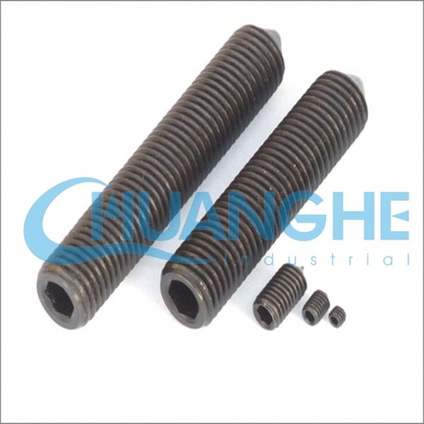 China high quality ball plunger slotted set screws